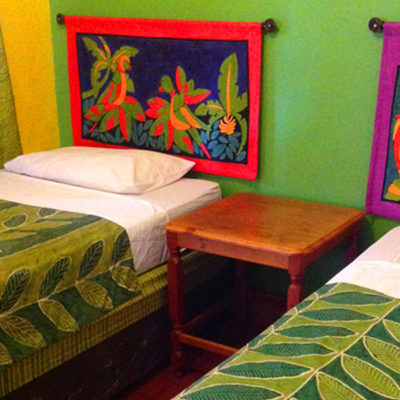 Small World Accomodation Harare Double Room