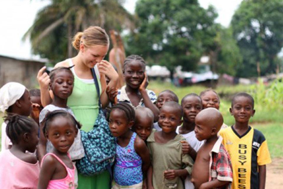 Child Future Africa Volunteering