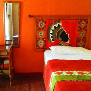 Small World Accomodation Harare Room