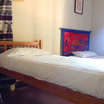 Chobe 3 single beds accommodation