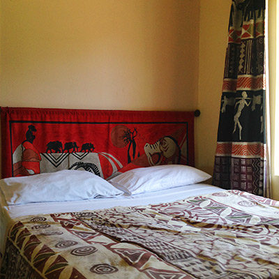 Lusaka double bed room accommodation Harare